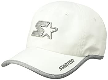 Starter Women s Lightweight Performance Running Cap Amazon Exclusive White One Size