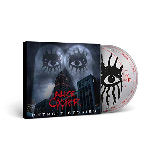 Alice Cooper - Detroit Stories (Limited CD+DVD Digipak)
