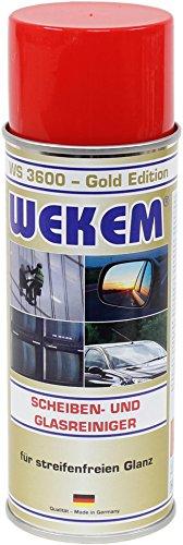 WEKEM WS 3600 Scheiben- u. Glasreiniger 400 ml