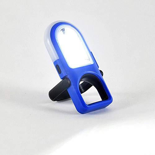 Lampe LED de poche, fonction SOS - 650M006