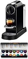 De'Longhi Nespresso Citiz EN167.B Kapselmaskin, Svart