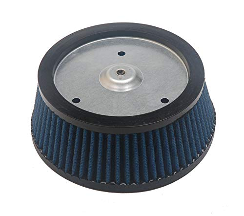 JJDD Ersatzfilter Luftfilter Reiniger Element für Harley Davidson Motorrad 29442-99?a, 2944299