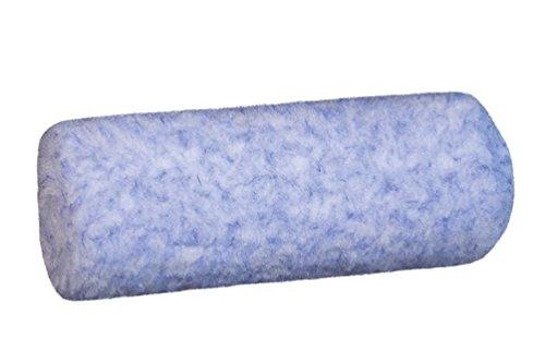 PROFI Kleinrolle 12 cm TopTex 15mm PERFEKT VERSCHLICHTEN Farbrolle Fellrolle zum hochwertigen versiegeln, bzw. verschlichten von Wandanstrichen - MEGA FINISHING!