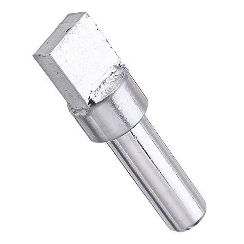 belupai Diamantschleifer-Stift-Quadrat-Schleifkopf für Schleifscheiben-Rad-Steinverband