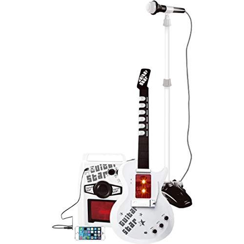 TopBau Gitarre Kinder mit Mikrof...