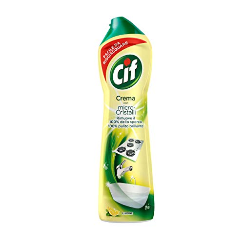 Cif lemon cream with Microparticles 500ml