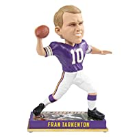 BHOF Fran Tarkenton Minnesota Vikings NFL Legends Series Bobblehead NFL