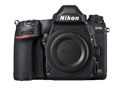 Nikon D780 - Camara Reflex de 24.5 MP, Color Negro