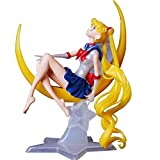 yang baby Sailor Moon Anime Anime Figura Cake Resina Decoración Adorno