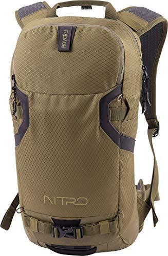 Nitro Snowboards Rover 14 Snowboardrucksack, Leaf