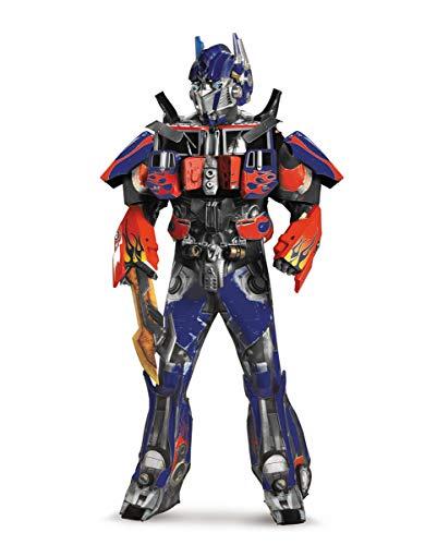 Horror-Shop Trasformatori di Costumi Deluxe Optimus Prime Deluxe