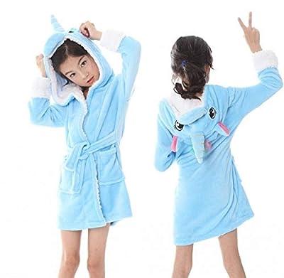 Jax & Olivia Super Soft Unicorn Robe