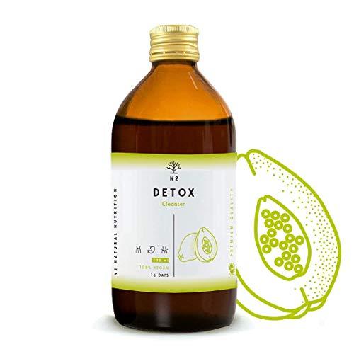 DETOX Adelgazante Potente liquido Natural. Colon Cleanse. Re