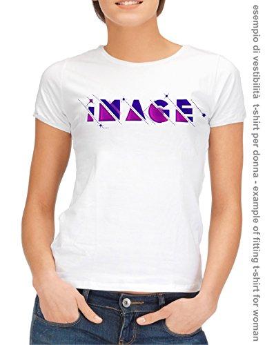 iMage T-Shirt Jessica Fletcher HA Ucciso Tutti Foto SEGNALETICA - Divertenti - Maglietta Bambino-XL - Gialla