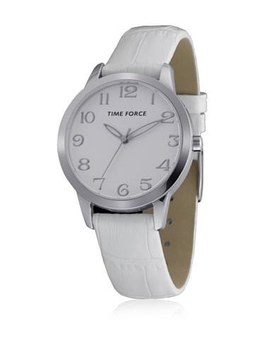 TIME FORCE TF3343L02 - Reloj de Señora Movimiento de Cuarzo con Correa de Piel