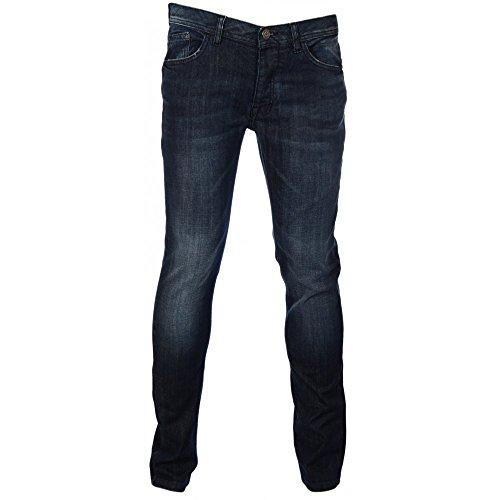 Iceberg 5 Pocket Washed Slim Fit Jeans Gr. 36 W, blau