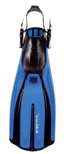 Mares Plana Avanti X3 ABS Geräteflosse (blau, S (37-39))