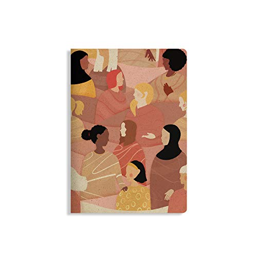 Matabooks, nachhaltige und vegane Notizbücher A5 aus Graspapier, Tara, 40 Seiten, Natur, Handmade, Made in Germany (Diversity)