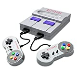MEEPHONG Retro Game Console, HDMI HD Built-in 821 Classic Video Games