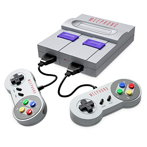 MEEPHONG Retro Game Console HDMI HD Builtin 821 Classic Video Games
