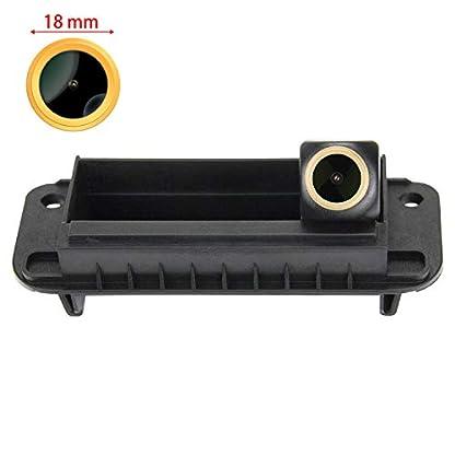 HD-1280-720p-Goldene-Kamera-Rueckfahrkamera-Farbkamera-Rueckfahrkamera-Nachtsicht-Wasserdicht-Hilfslinien-fuer-Mercedes-W204-S204-W212-C180-C200-C260-C300-2009-2013