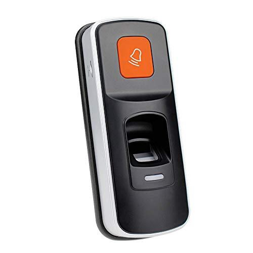 FUJGYLGL Contrôleur d'hôte de contrôle d'accès par Empreinte Digitale de la Machine Contrôleur de contrôle de Pesage Lecteur d'empreinte Digitale Petit Support de Bande étroite Hôte Mini Carte SD