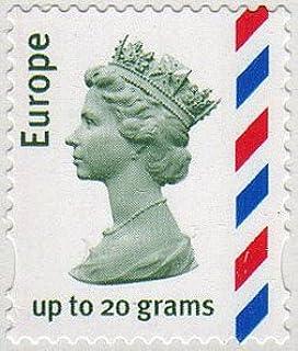 Royal Mail Sellos estándar internacionales para publicaciones en europa y el mundo: Amazon.es: Oficina y papelería