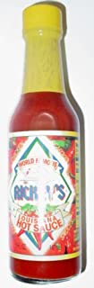 Rickey's World Famous Louisiana Hot Sauce - 5 oz