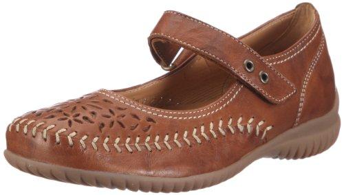 Gabor Shoes Damen Comfort Halbschuhe, Braun (Copper), 40.5 EU