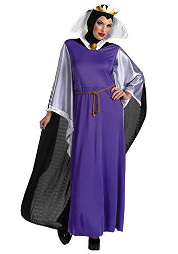 Disguise Womens Wicked Queen Fancy Dress Costume Standard