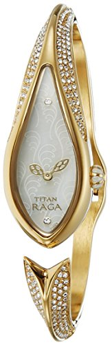 Titan Raga Analog Mother Of Pearl Dial Women S Watch Ne9812ym01 Buy Online In Barbados Titan Products In Barbados See Prices Reviews And Free Delivery Over Bds 150 Desertcart