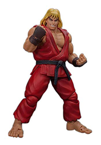 Storm Collectibles Ultra Street Fighter II 2 Ken 1/12 Scale Action Figure