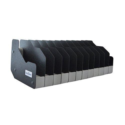 Benchmaster - Weapon Rack - Twelve (12) Gun Pistol Rack - Gun Safe Storage Accessories - Gun Rack – Pistol Organizer