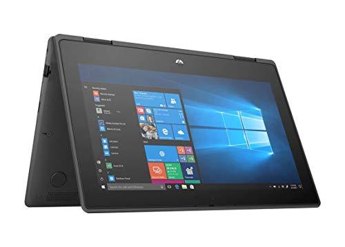 HP ProBook x360 11 G5 EE 11.6' Touchscreen 2 in 1 Notebook, Intel Celeron N4020, 4GB RAM, 64GB Flash Memory, Chalkboard Gray (9RU44UT#ABA)