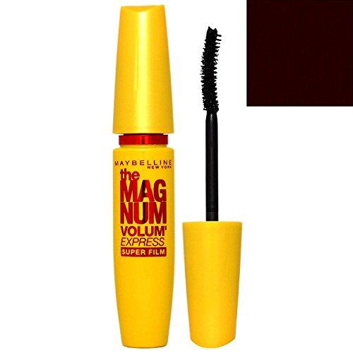 Maybelline The Magnum Volum' Express Super Film Mascara 9.2ml - Black