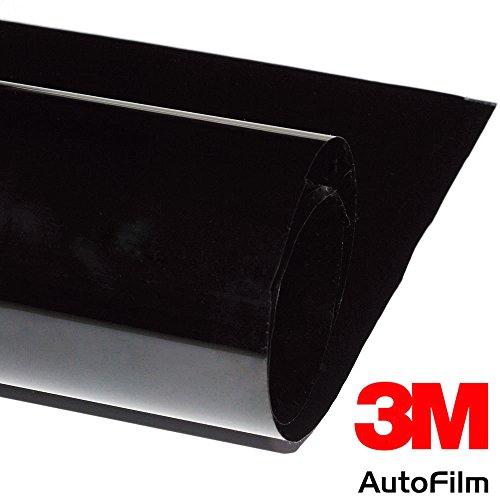 3M FX-ST 5 Profi Auto Tönungsfolie 5 96{5493aa6dc8f05a79a2fdfaa383f65ade23a66dbdf18db73d548170de267cee60} schwarz 51 cm x 480 cm