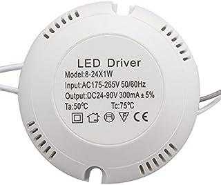 MASUNN AC180V-260V 8-25W LED Driver Fuente De AlimentACión para Lámpara De Techo