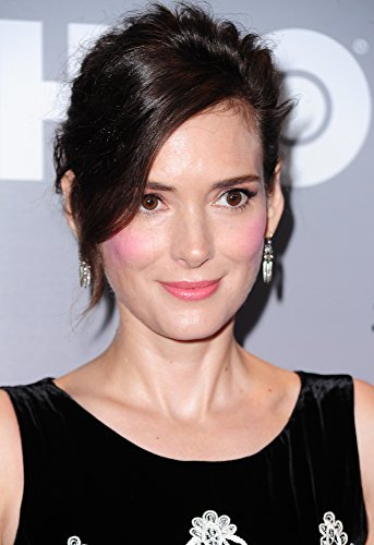 Winona Ryder At Arrivals For Show Me A Hero Miniseries Premiere On Hbo The New York Times Center New York Ny August 11 2015 Photo By Gregorio T BinuyaEverett Collection Photo Print (8 x 10)