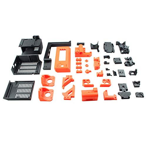 Aibecy PETG Material Printed Parts, DIY 3D Printer Accessories with Scrapers Compatible with Prusa i3 MK3/3S 3D Printer Kit
