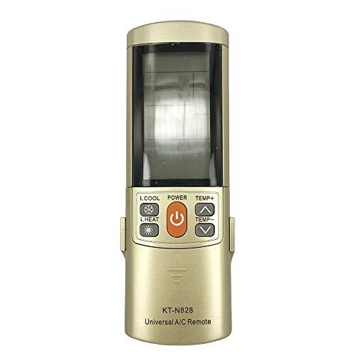 IOUVS Universale AC Telecomando for LG York TCL Toshiba Midea Samsung Hisense Daikin Air Conditioner KT-N828 2000 a 1