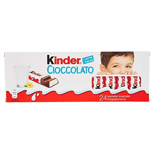 Kinder Cioccolato - 24 x 12.5 g