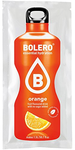 Bolero Drinks Orange 12 x 9g