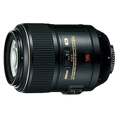 Nikon 105mm AF-S VR IF-ED Lens from Nikon