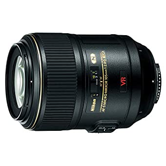 Nikon 単焦点マイクロレンズ AF-S VR Micro Nikkor 105mm f/2.8 G IF-ED フルサイズ対応