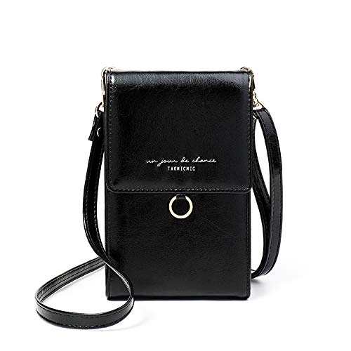 TnXan Luxury Women Phone Messenger Bag LeatherSummer Summer Summer Shoulder Bags Ladies Coin Purses Crossbody Bag Fashion Brand Carteras Femeninas