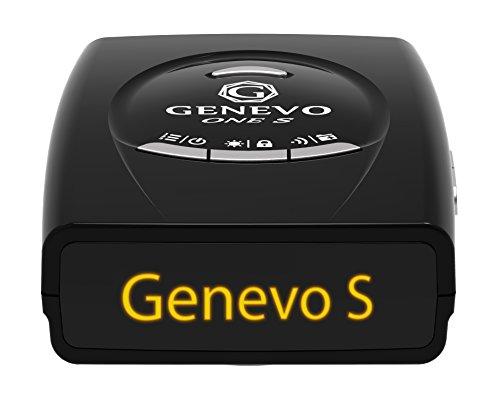 GENOVO™ ONE S Europa Radarwarner / Blitzwarner – Warnt vor Blitzern im Straßenverkehr in Echzeit – GPS Gefahren