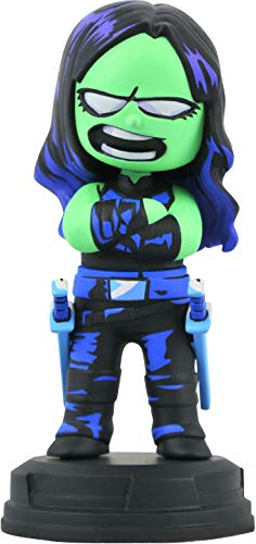 DIAMOND SELECT TOYS Marvel Animated Series: Gamora Statue, Multicolor