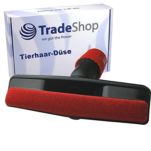 Trade-Shop Tierhaar-Bürste für feinste...