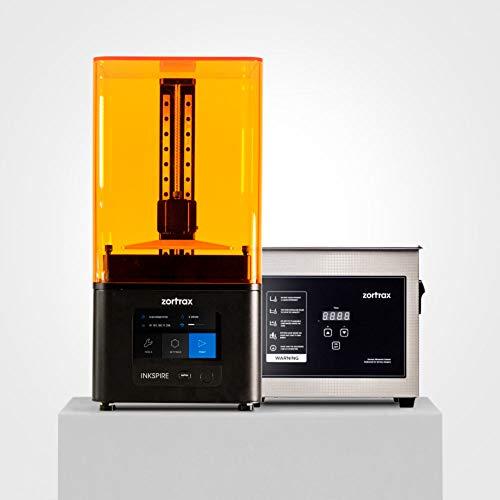 Zortrax Inkspire Stampante 3D + Ultrasonic Cleaner