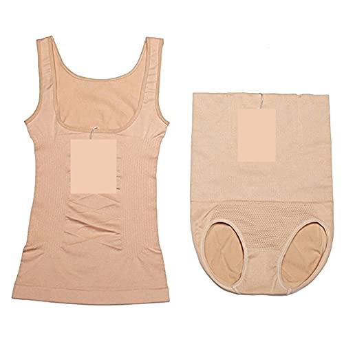 marca blanca Body Shaper para mujeres sin espalda Control de abdomen, sin costuras, cintura alta, compresión de pierna M